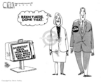 Cartoonist Steve Kelley  Steve Kelley's Editorial Cartoons 2006-06-23 science