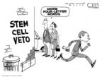 Cartoonist Steve Kelley  Steve Kelley's Editorial Cartoons 2006-07-19 swear