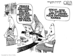 Cartoonist Steve Kelley  Steve Kelley's Editorial Cartoons 2006-07-26 2000