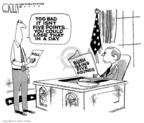 Cartoonist Steve Kelley  Steve Kelley's Editorial Cartoons 2006-08-10 five
