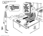 Cartoonist Steve Kelley  Steve Kelley's Editorial Cartoons 2006-08-30 recovery