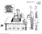 Cartoonist Steve Kelley  Steve Kelley's Editorial Cartoons 2006-10-18 North Korea