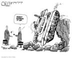 Cartoonist Steve Kelley  Steve Kelley's Editorial Cartoons 2006-12-18 changes