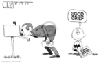 Cartoonist Steve Kelley  Steve Kelley's Editorial Cartoons 2007-01-08 brown