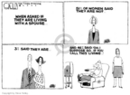 Cartoonist Steve Kelley  Steve Kelley's Editorial Cartoons 2007-01-17 ask