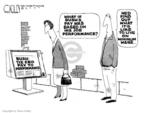 Cartoonist Steve Kelley  Steve Kelley's Editorial Cartoons 2007-02-02 performance