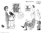 Cartoonist Steve Kelley  Steve Kelley's Editorial Cartoons 2007-02-09 without