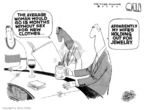 Cartoonist Steve Kelley  Steve Kelley's Editorial Cartoons 2007-02-09 out