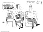 Steve Kelley  Steve Kelley's Editorial Cartoons 2007-04-30 2008 debate