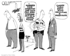 Cartoonist Steve Kelley  Steve Kelley's Editorial Cartoons 2007-05-04 out