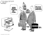 Cartoonist Steve Kelley  Steve Kelley's Editorial Cartoons 2007-05-31 boy