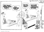 Cartoonist Steve Kelley  Steve Kelley's Editorial Cartoons 2007-07-18 drug