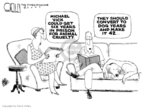 Cartoonist Steve Kelley  Steve Kelley's Editorial Cartoons 2007-07-24 animal rights