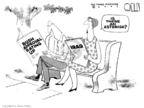 Cartoonist Steve Kelley  Steve Kelley's Editorial Cartoons 2007-08-10 changes