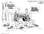 Cartoonist Steve Kelley  Steve Kelley's Editorial Cartoons 2007-08-24 sex