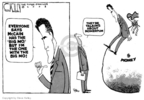 Cartoonist Steve Kelley  Steve Kelley's Editorial Cartoons 2008-02-06 John McCain