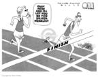 Steve Kelley  Steve Kelley's Editorial Cartoons 2008-03-13 2008 primary