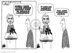 Steve Kelley  Steve Kelley's Editorial Cartoons 2008-03-26 2008 primary