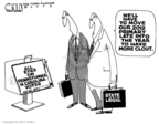 Cartoonist Steve Kelley  Steve Kelley's Editorial Cartoons 2008-04-04 Carolina