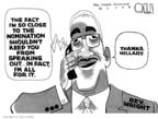 Steve Kelley  Steve Kelley's Editorial Cartoons 2008-04-29 2008 primary