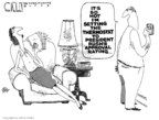 Cartoonist Steve Kelley  Steve Kelley's Editorial Cartoons 2008-06-25 summer