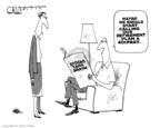 Cartoonist Steve Kelley  Steve Kelley's Editorial Cartoons 2008-09-18 401k