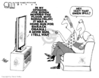 Cartoonist Steve Kelley  Steve Kelley's Editorial Cartoons 2008-10-05 2008