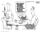 Cartoonist Steve Kelley  Steve Kelley's Editorial Cartoons 2008-10-08 2008