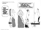 Cartoonist Steve Kelley  Steve Kelley's Editorial Cartoons 2008-10-09 2008