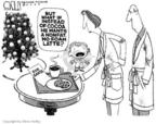 Cartoonist Steve Kelley  Steve Kelley's Editorial Cartoons 2004-12-22 alternative