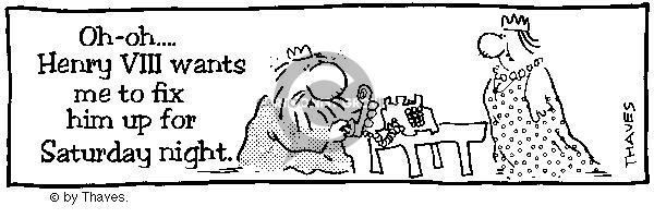 Comic Strip Bob Thaves  King Baloo 1988-06-22 royalty