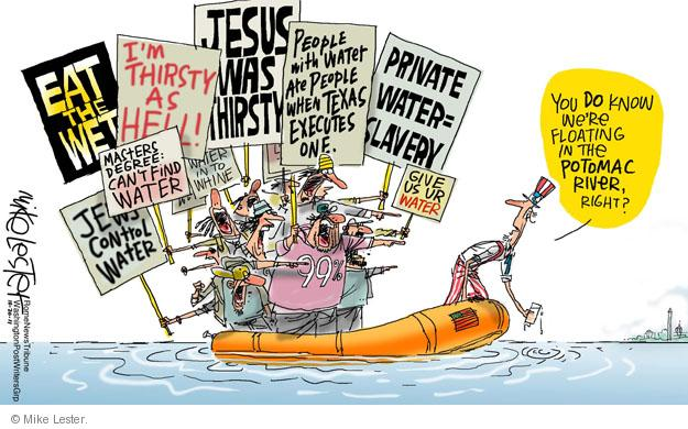 Cartoonist Mike Lester  Mike Lester's Editorial Cartoons 2011-10-20 master