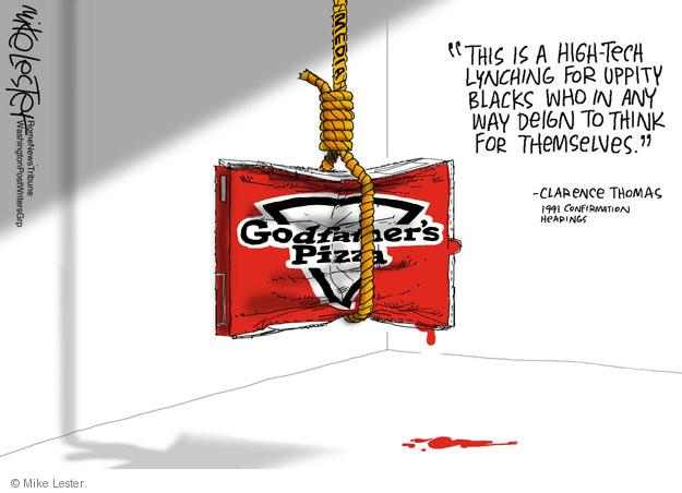 Mike Lester  Mike Lester's Editorial Cartoons 2011-11-06 racism