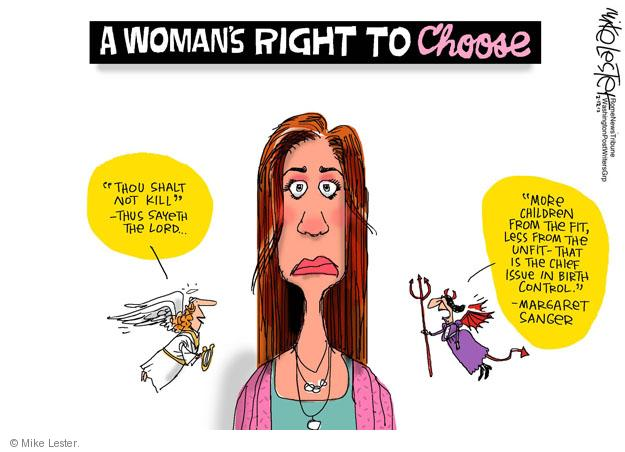 Cartoonist Mike Lester  Mike Lester's Editorial Cartoons 2012-02-12 contraceptive