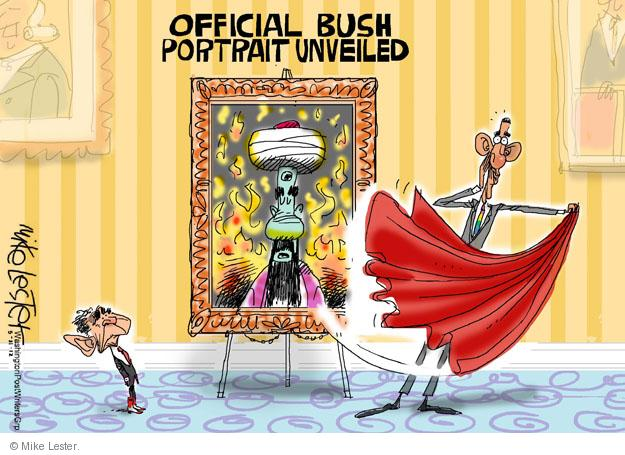 Cartoonist Mike Lester  Mike Lester's Editorial Cartoons 2012-05-31 Obama administration