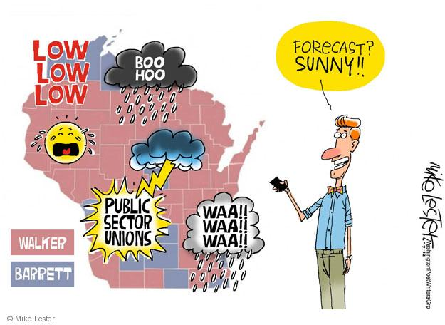 Cartoonist Mike Lester  Mike Lester's Editorial Cartoons 2012-06-07 weather