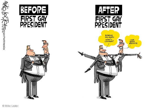 Mike Lester  Mike Lester's Editorial Cartoons 2012-06-08 first president
