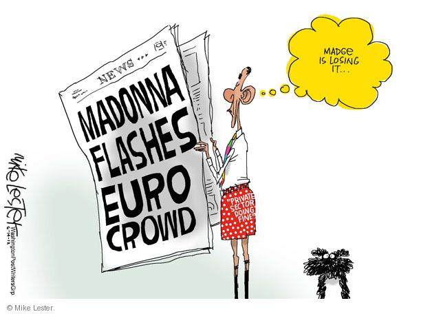 Cartoonist Mike Lester  Mike Lester's Editorial Cartoons 2012-06-14 economy