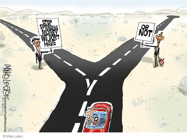 Mike Lester  Mike Lester's Editorial Cartoons 2012-09-01 Obama republicans
