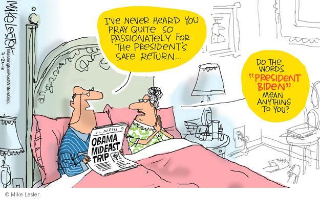 Mike Lester  Mike Lester's Editorial Cartoons 2013-03-22 Joe Biden