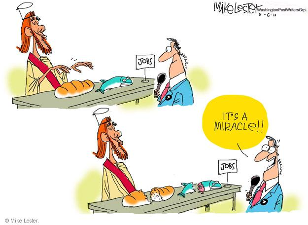Cartoonist Mike Lester  Mike Lester's Editorial Cartoons 2013-05-06 economy