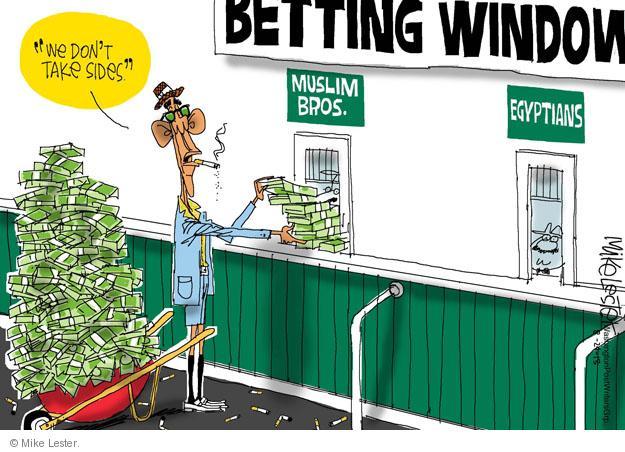 Mike Lester  Mike Lester's Editorial Cartoons 2013-08-24 Muslim