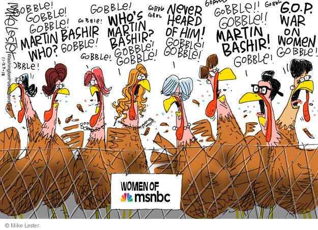 Cartoonist Mike Lester  Mike Lester's Editorial Cartoons 2013-11-27 war on women