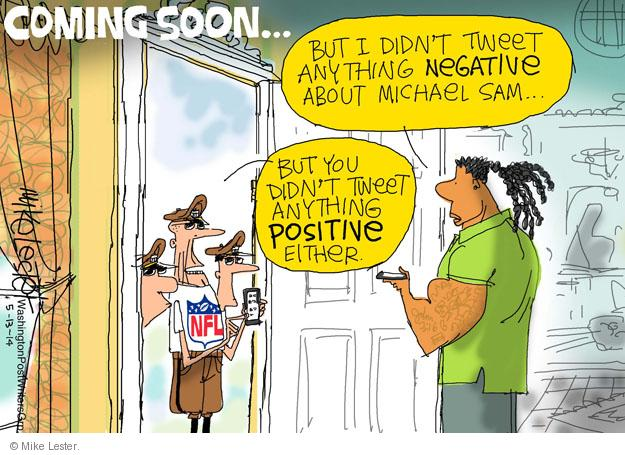 Mike Lester  Mike Lester's Editorial Cartoons 2014-05-13 Michael