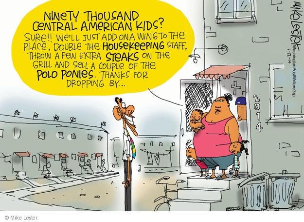 Cartoonist Mike Lester  Mike Lester's Editorial Cartoons 2014-07-12 editorial staff