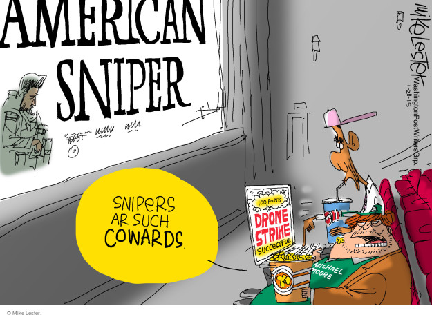 Cartoonist Mike Lester  Mike Lester's Editorial Cartoons 2015-01-28 Iraq