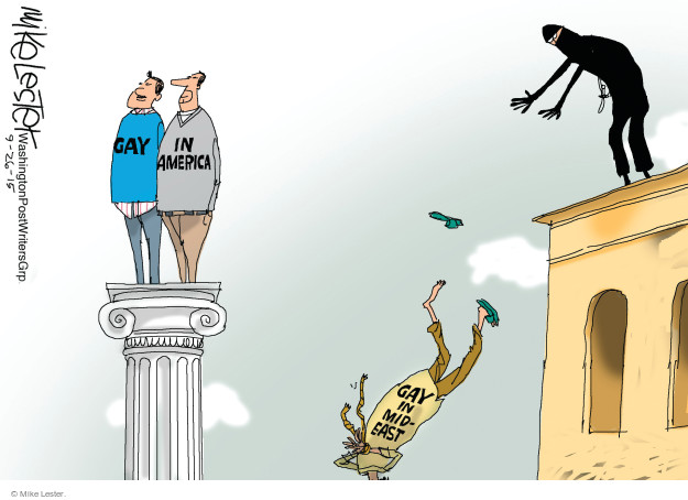 Mike Lester  Mike Lester's Editorial Cartoons 2015-09-27 states rights