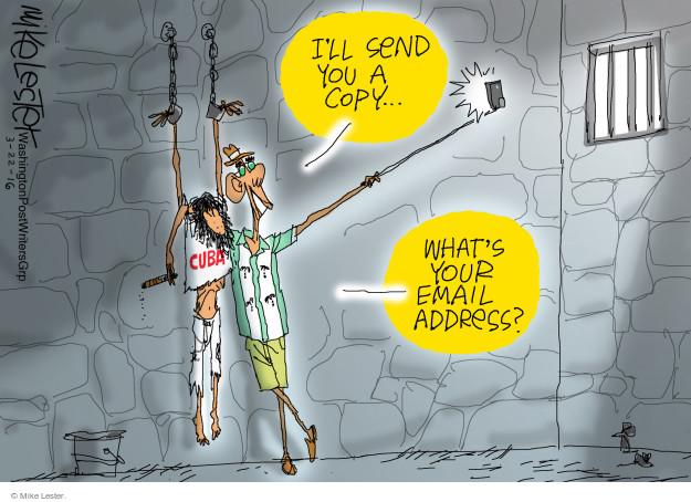Cartoonist Mike Lester  Mike Lester's Editorial Cartoons 2016-03-22 Barack Obama