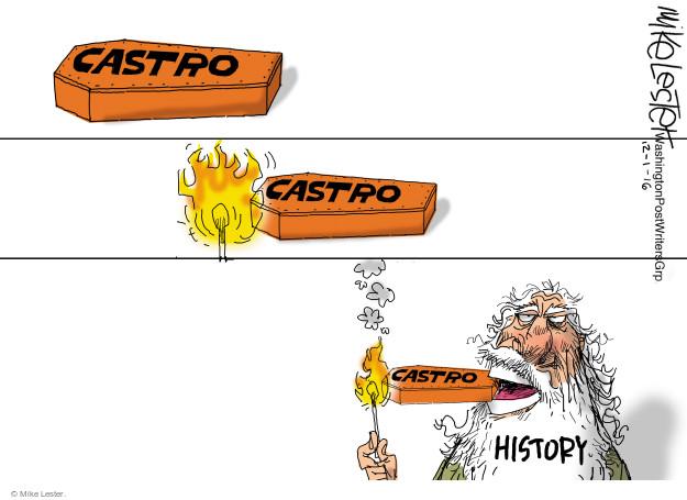 Castro. Castro. Castro. History.