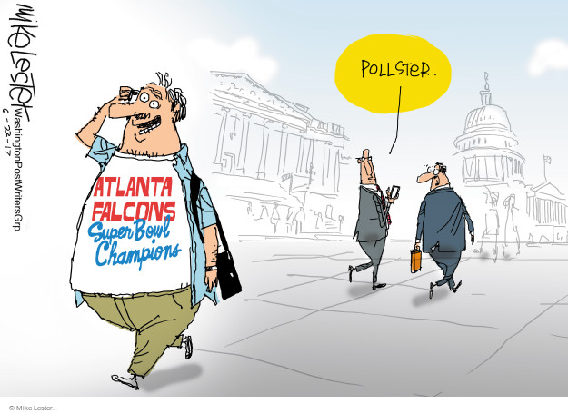 Mike Lester  Mike Lester's Editorial Cartoons 2017-06-22 editorial